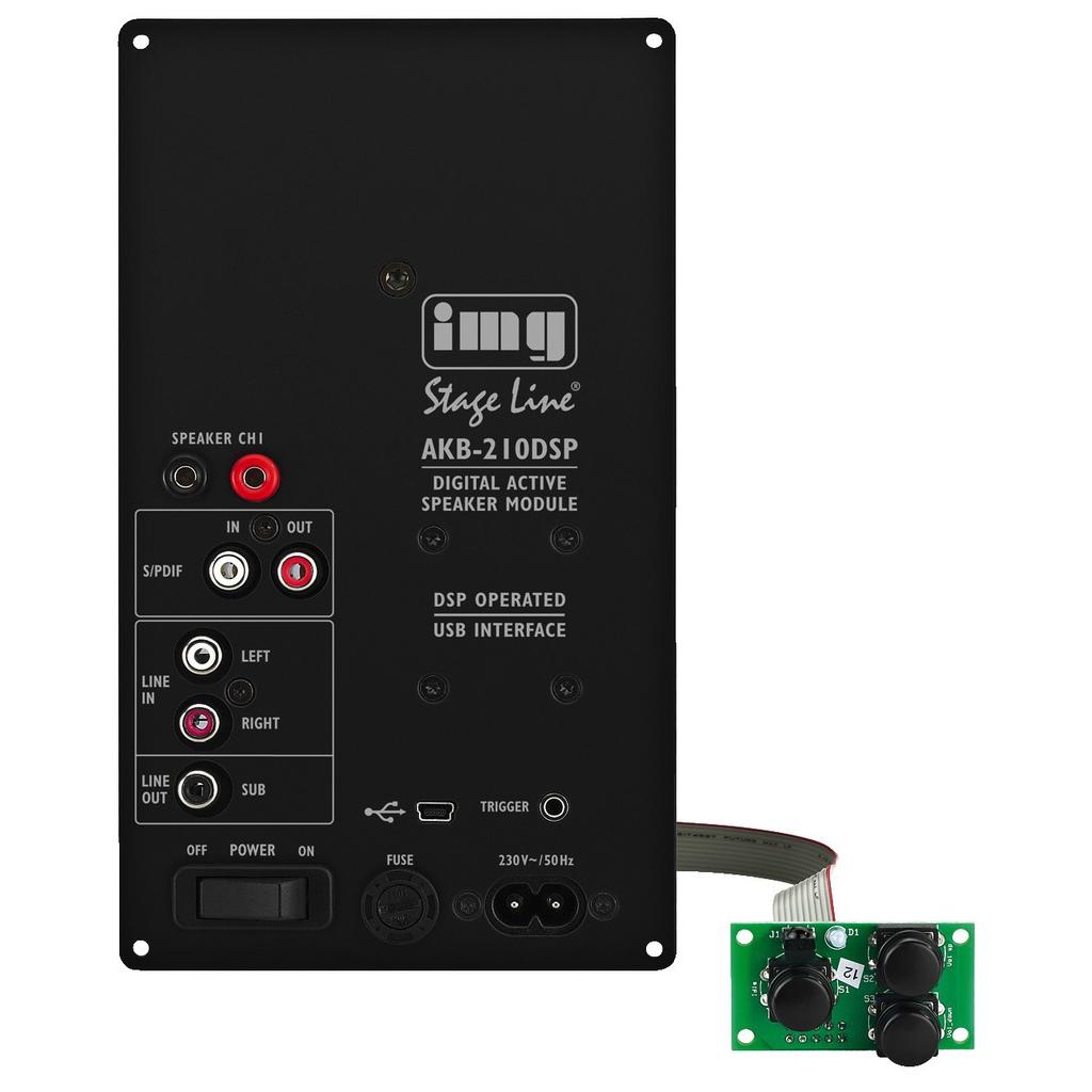 Image of   AKB-210DSP Digital forstærkermodul