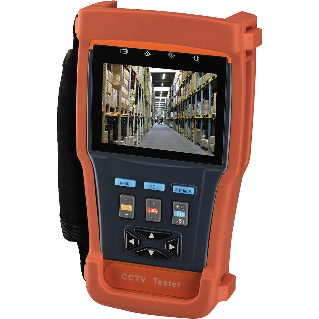 Image of   Videoovevågnings tester Tester til AHD kamera - AHD-100TEST