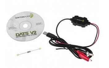 DATS V2 til elektro-akustisk måling