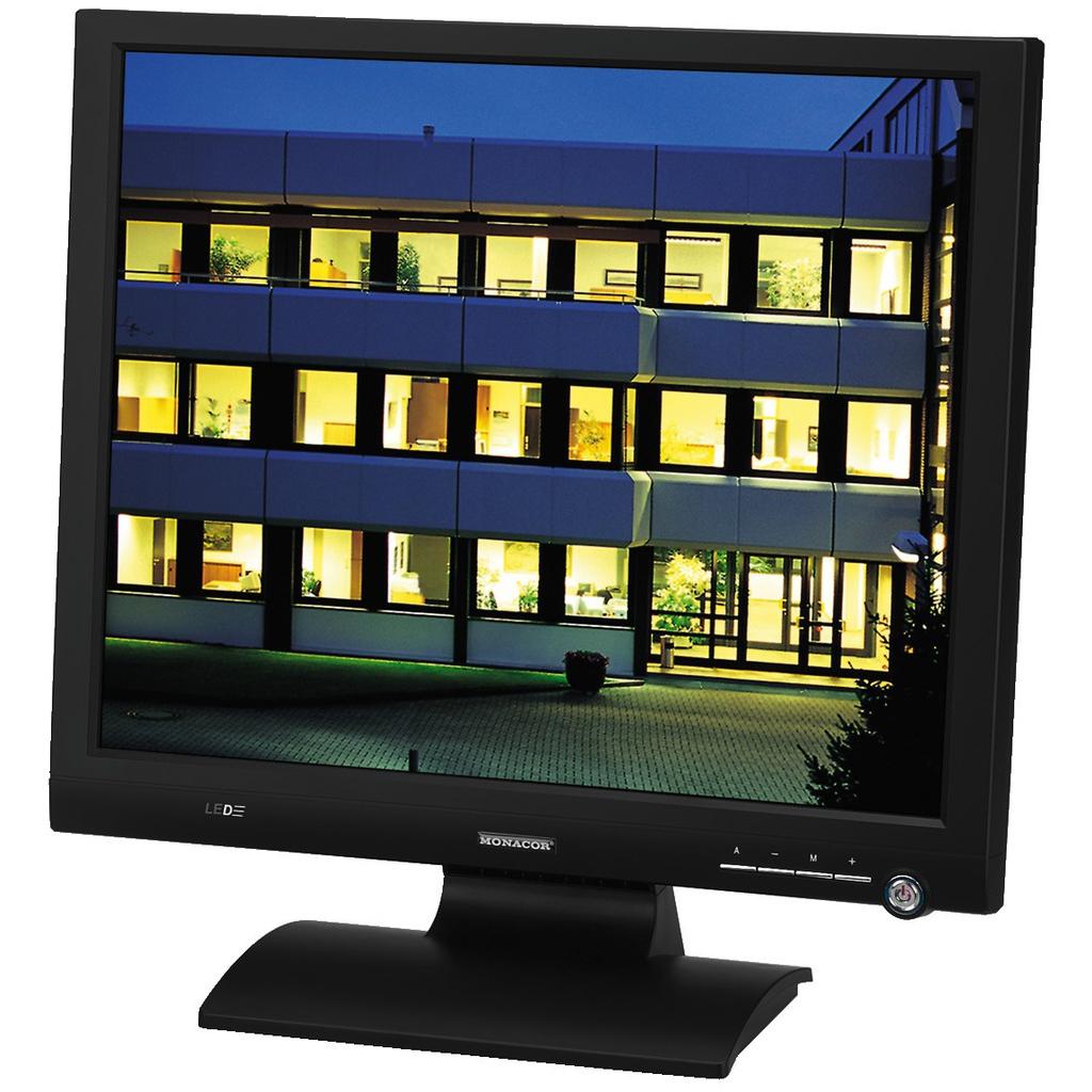 TFT-1902LED 19´´ LED monitor