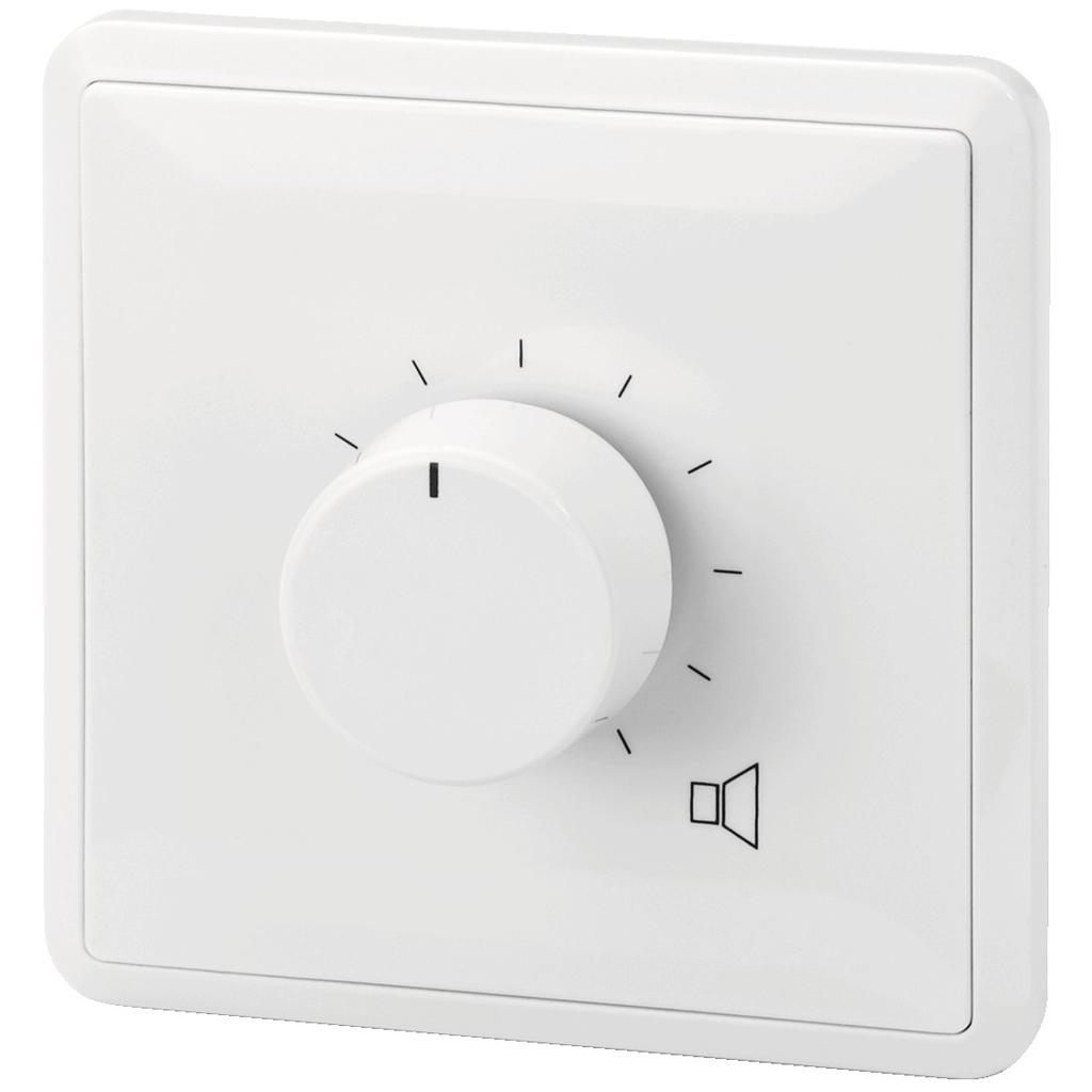 Billede af ATT-306PEU ELA-volumekontrol - volume kontrol til 100 volts systemer