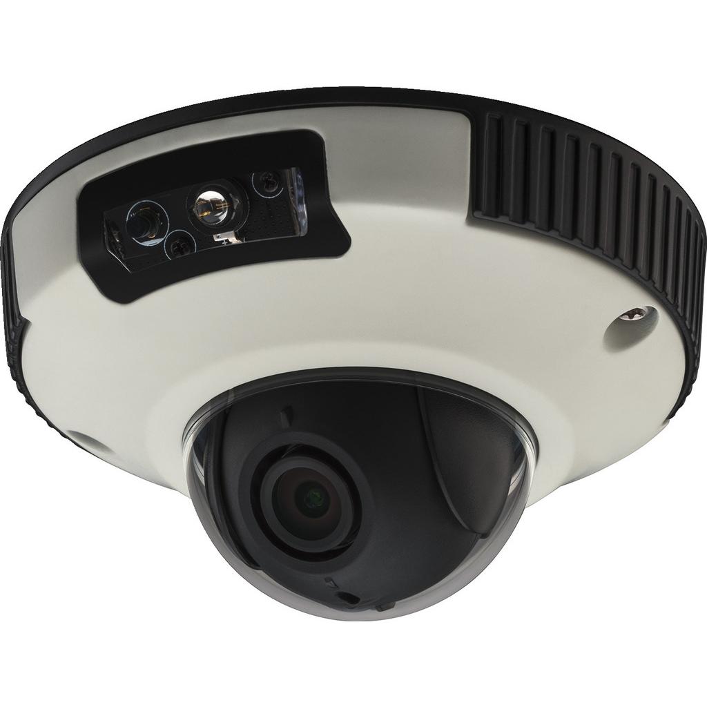 Image of   Project line 2 mega pixel dome kamera til netværk - INC-2036DM