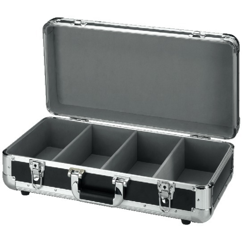 Image of   CD flightcase kuffert - DJC-10/SW