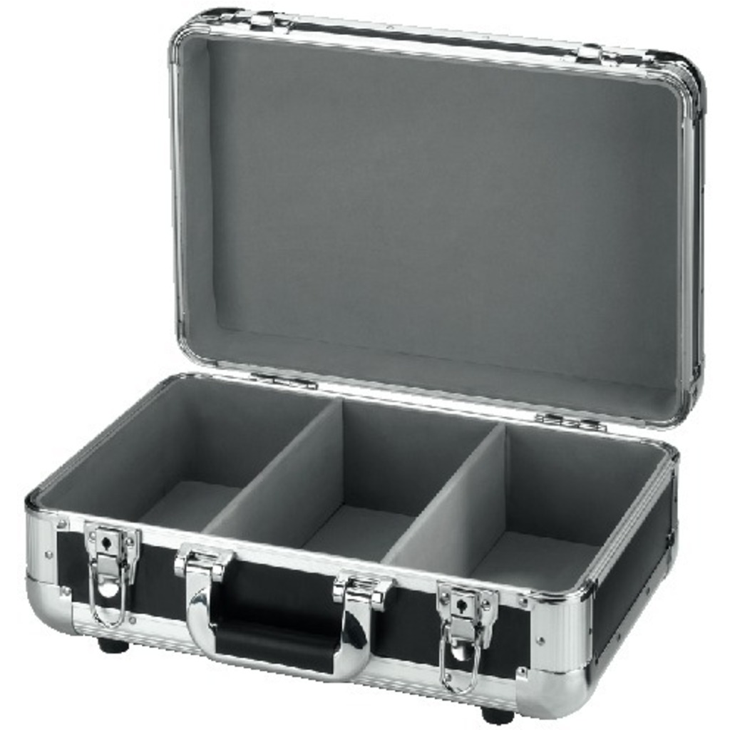 Image of   CD kuffert-flightcase - DJC-8/SW
