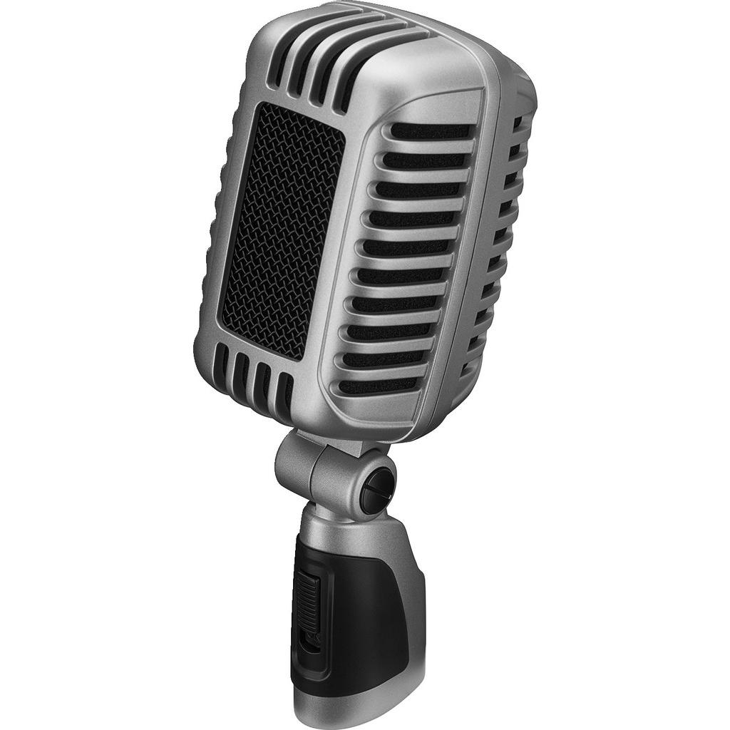 Retro mikrofon dynamisk DM-101