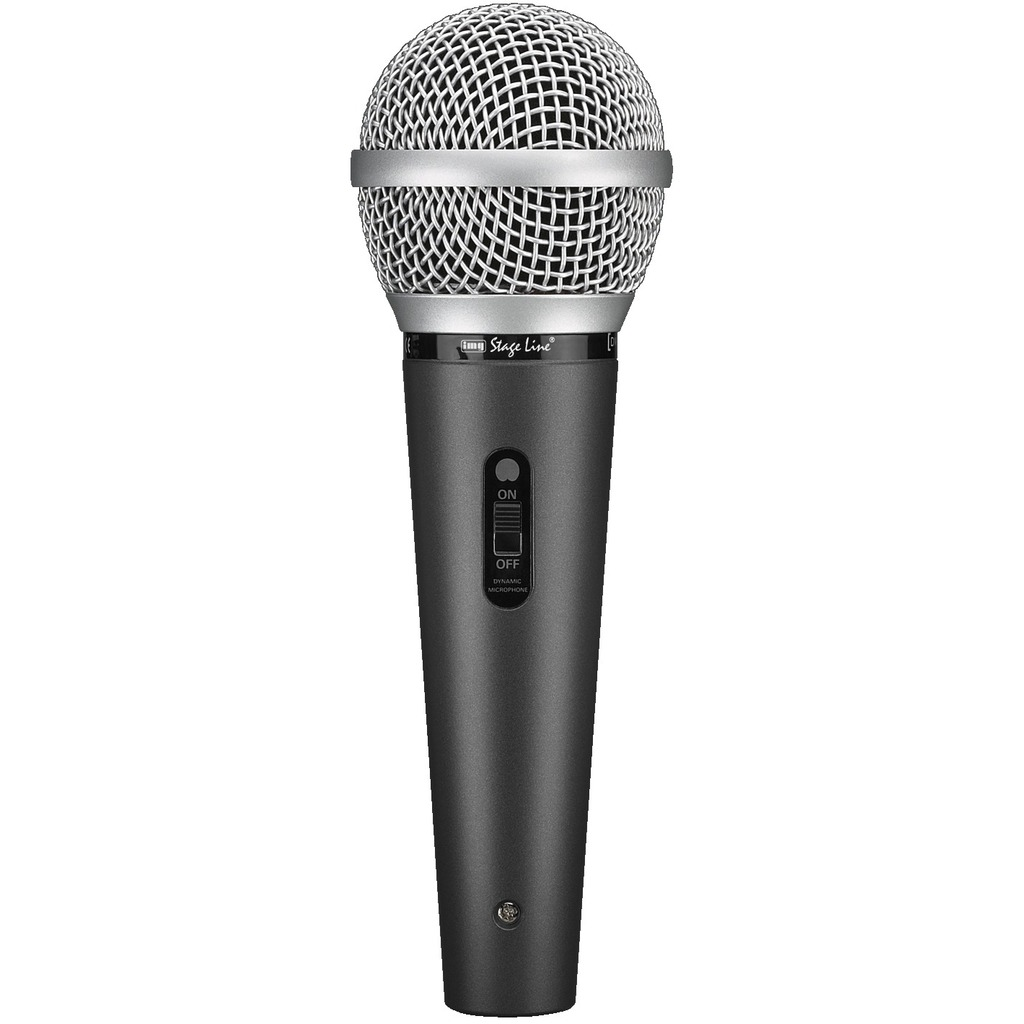 Billede af Lej en Mikrofon med stativ