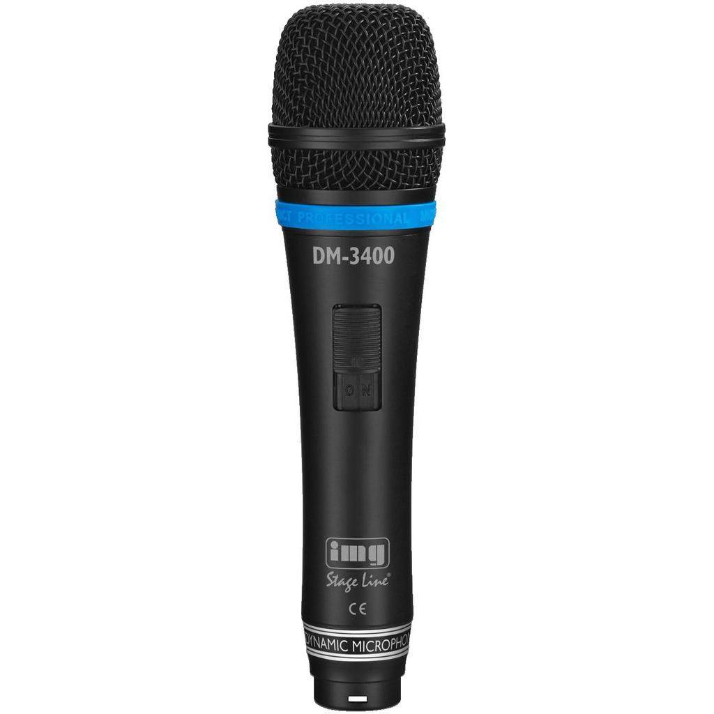 Dynamisk mikrofon - DM-3400