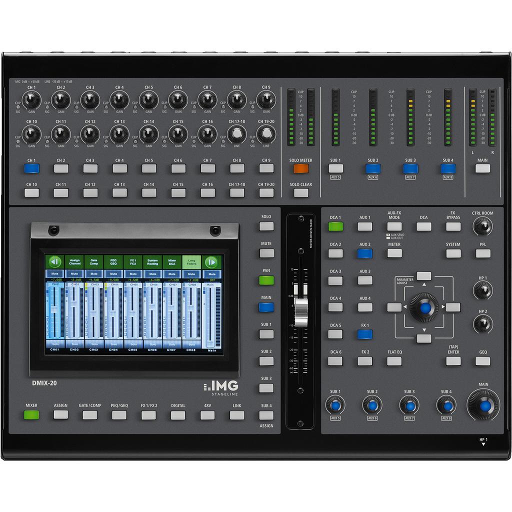 Digitalmixer – DMIX-20