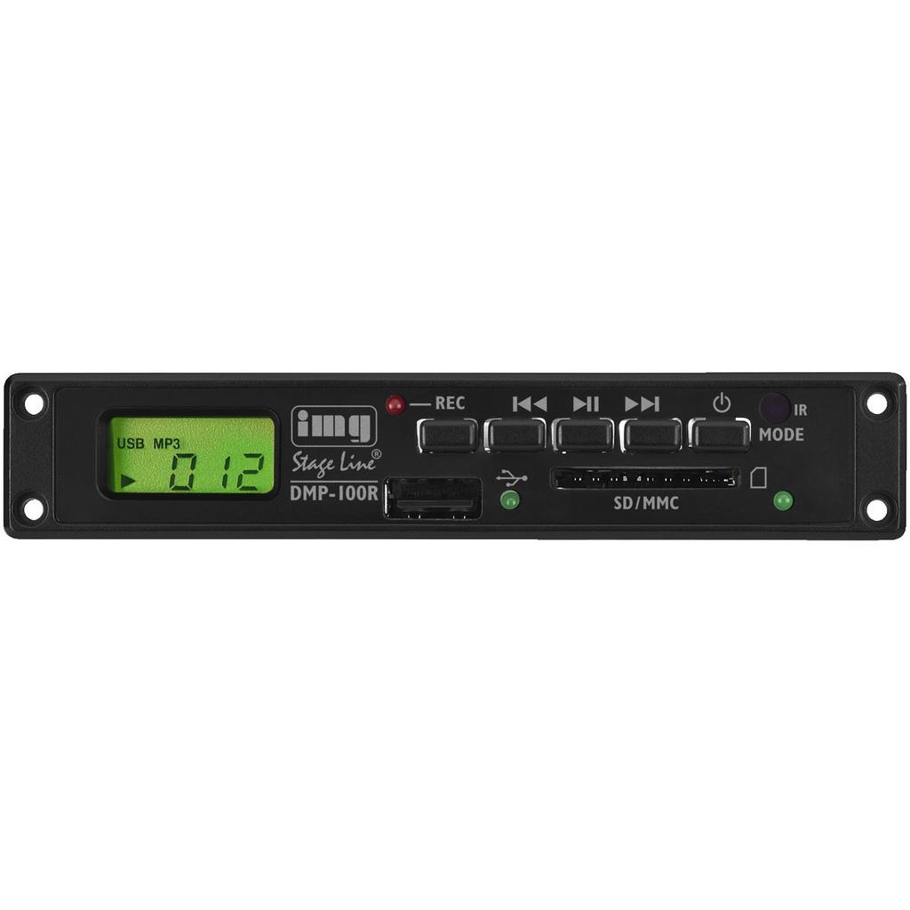 DMP-100R MP3-afspiller/optager