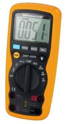 Digitalt multimeter - DMT-4004