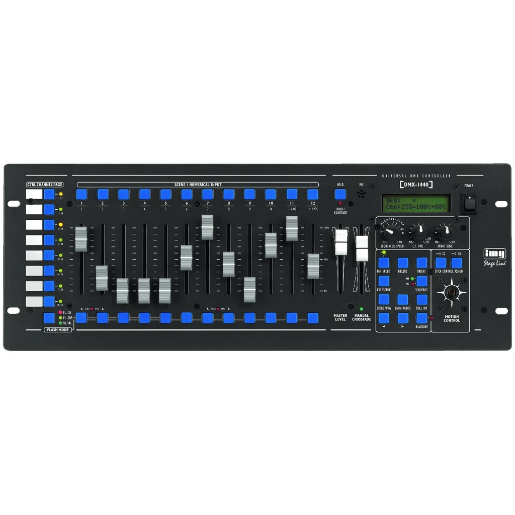 DMX-1440 DMX-styring