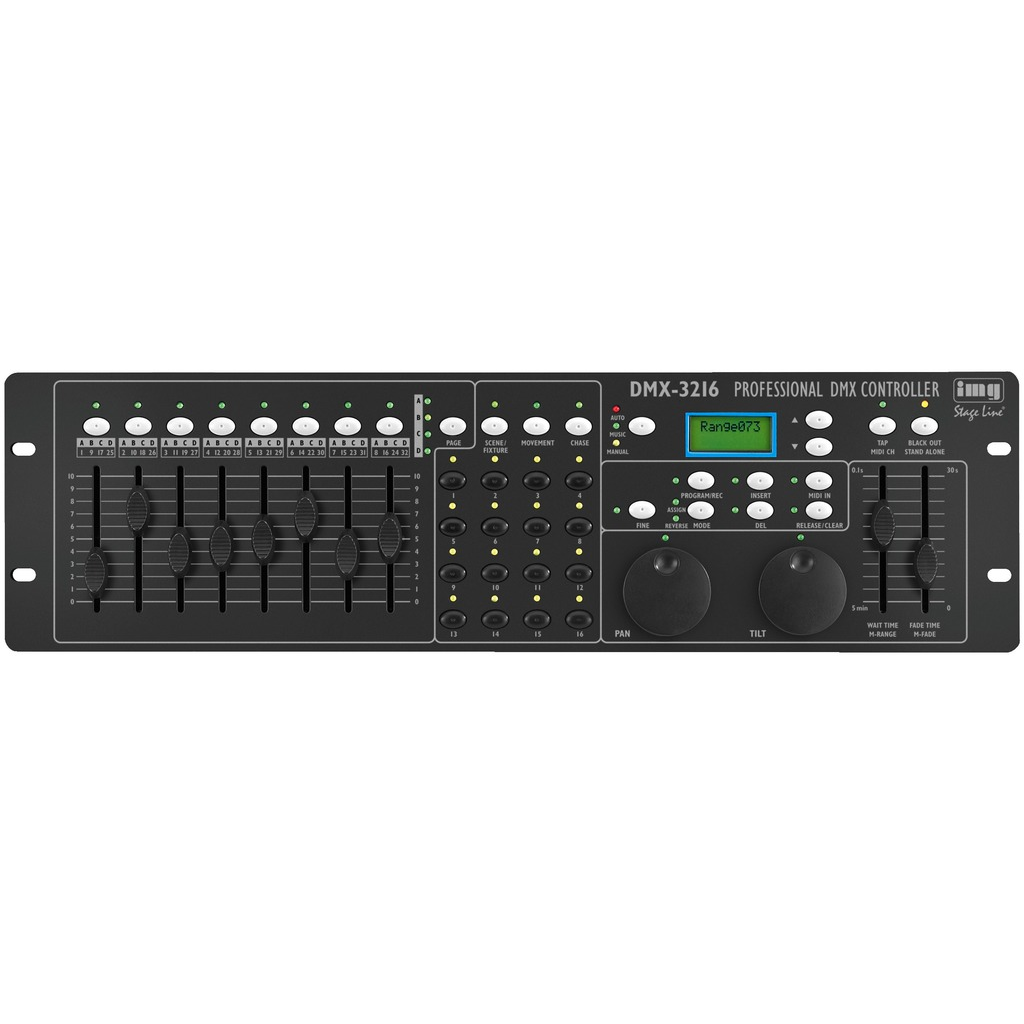 Billede af DMX-3216 DMX controller