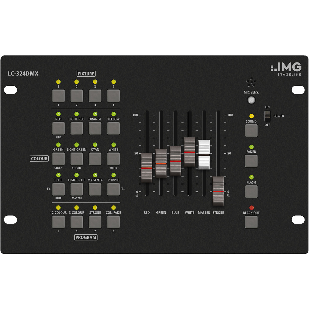 DMX styring LC-324DMX img stageline