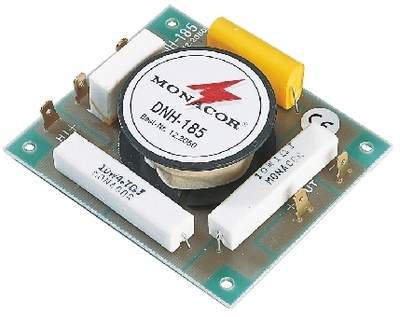 Monacor DNH-185 Mono high-pass delefilter 8 Ohm 5500 Hz thumbnail