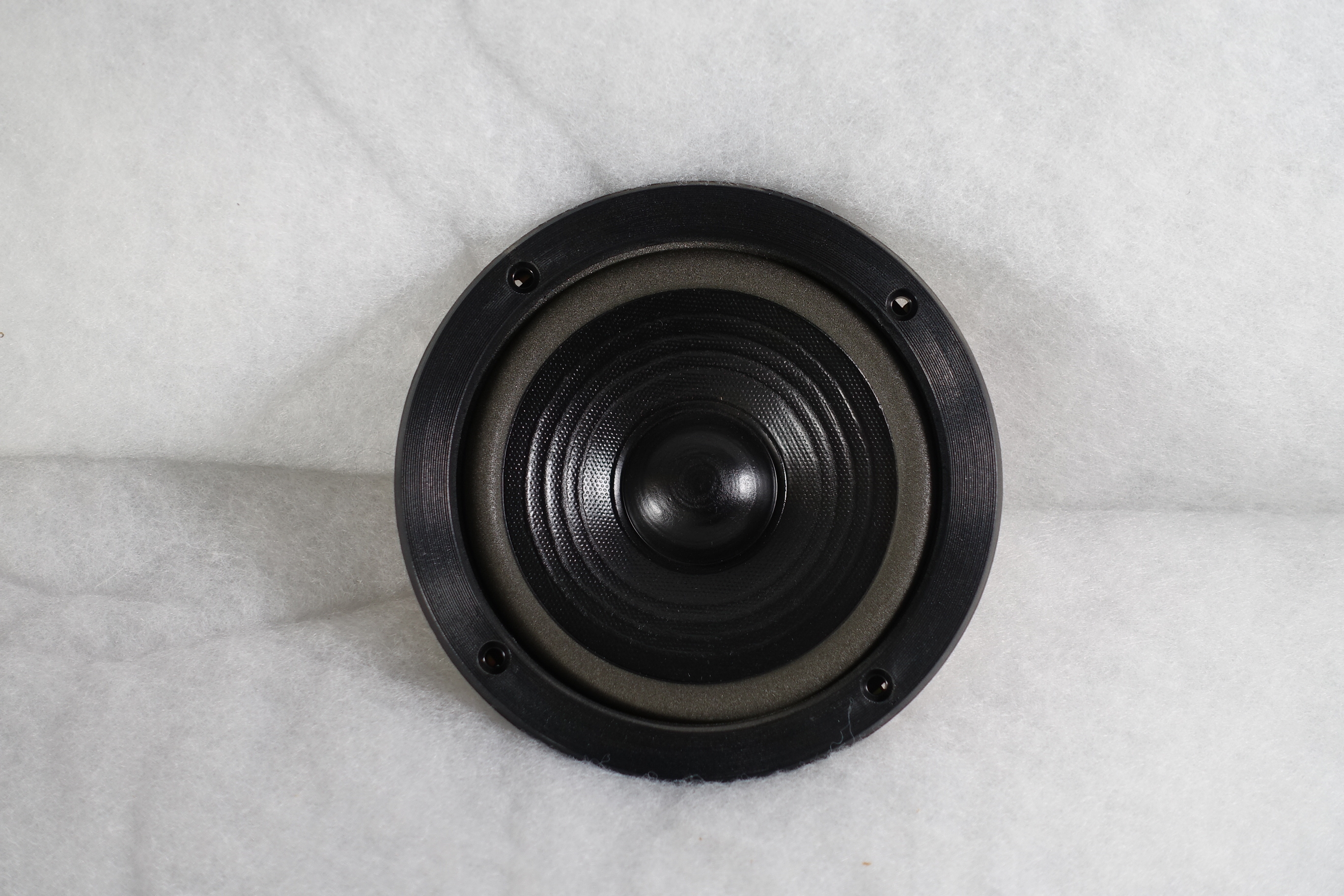 "Image of   Dantax 4"" closed back mellemtone 8 ohm PF-503 sort"