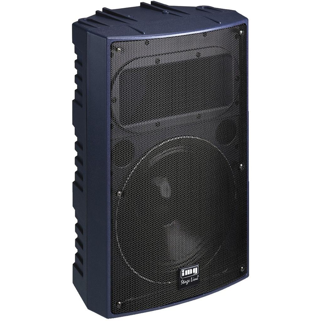 Kraftig højttaler PAB-512/BL PA-højttaler - img stageline
