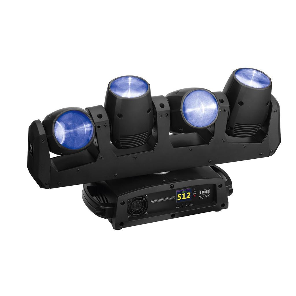 LED moving bar – CENTER-4/RGBW
