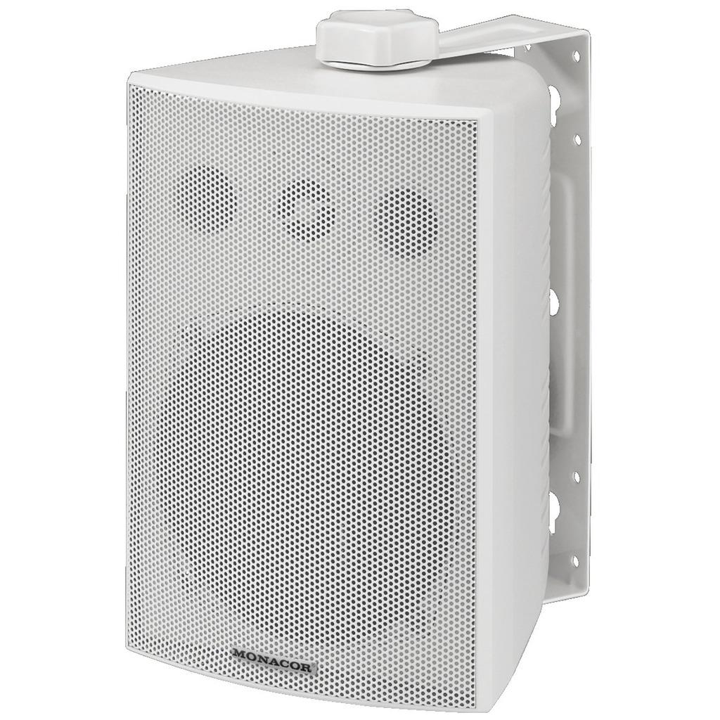 Hvid udendørs højttaler IP-65 - ESP-230/WS