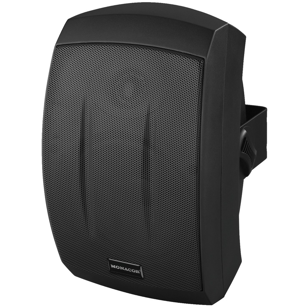 Udendørs højttaler sort IP-55 - ESP-232/SW