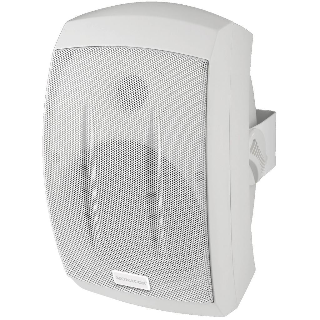 Udendørs Højttaler hvid IP-55 - ESP-232/WS