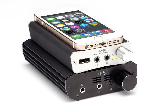 Fostex HP-V1 Bærbar hovedtelefon forstærker, vacuum rør