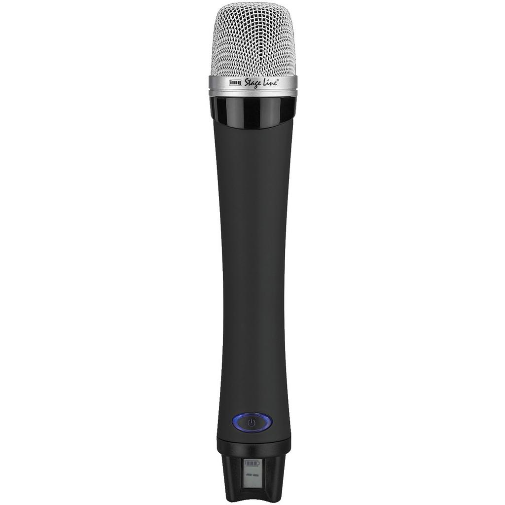ATS-12HT Trådløs mikrofon Håndholdt