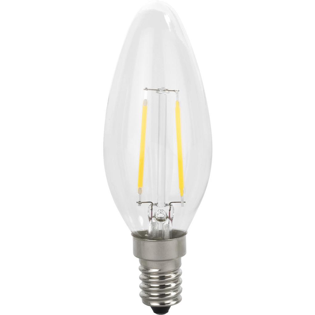 Billede af LED E14 lyskilde levende lys effekt - LDC-144DG/WWS