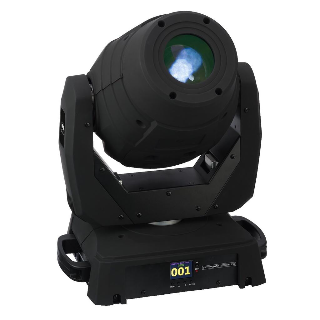LED moving head – TWIST-95ZOOM
