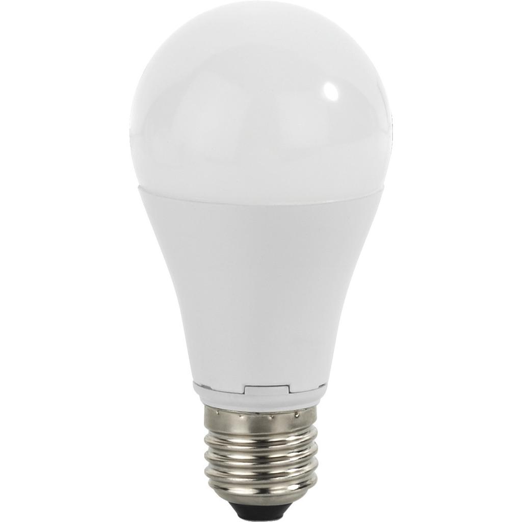 Billede af LED E27 pære 230 volt LDB-2711D/WWS