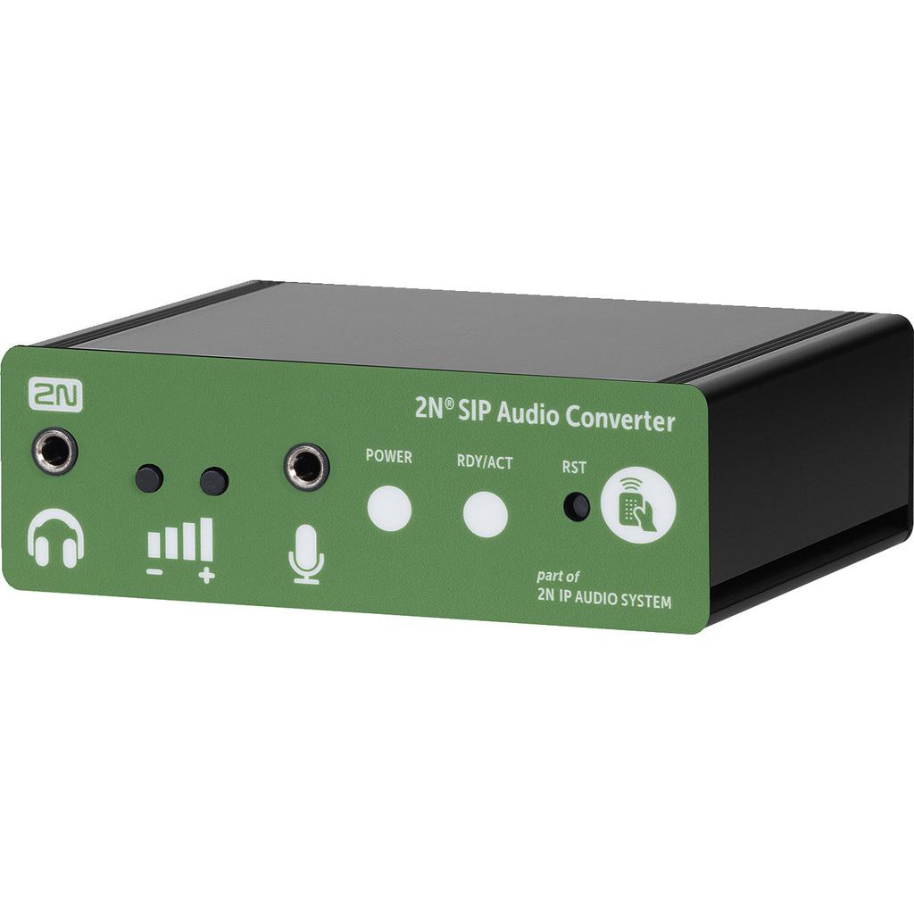 SIP-CONVERTER – Audio via IP