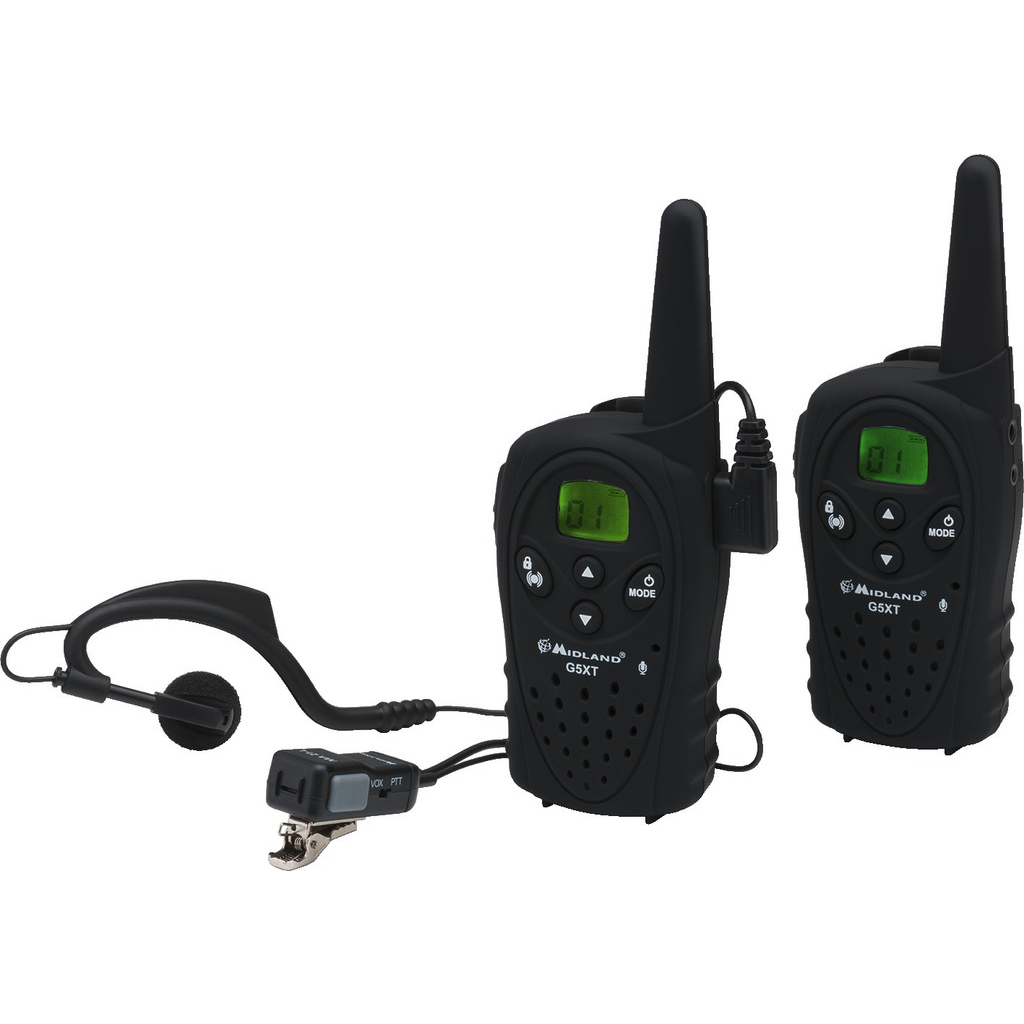 Walkie-Talkies - G-5SET Intercom sæt