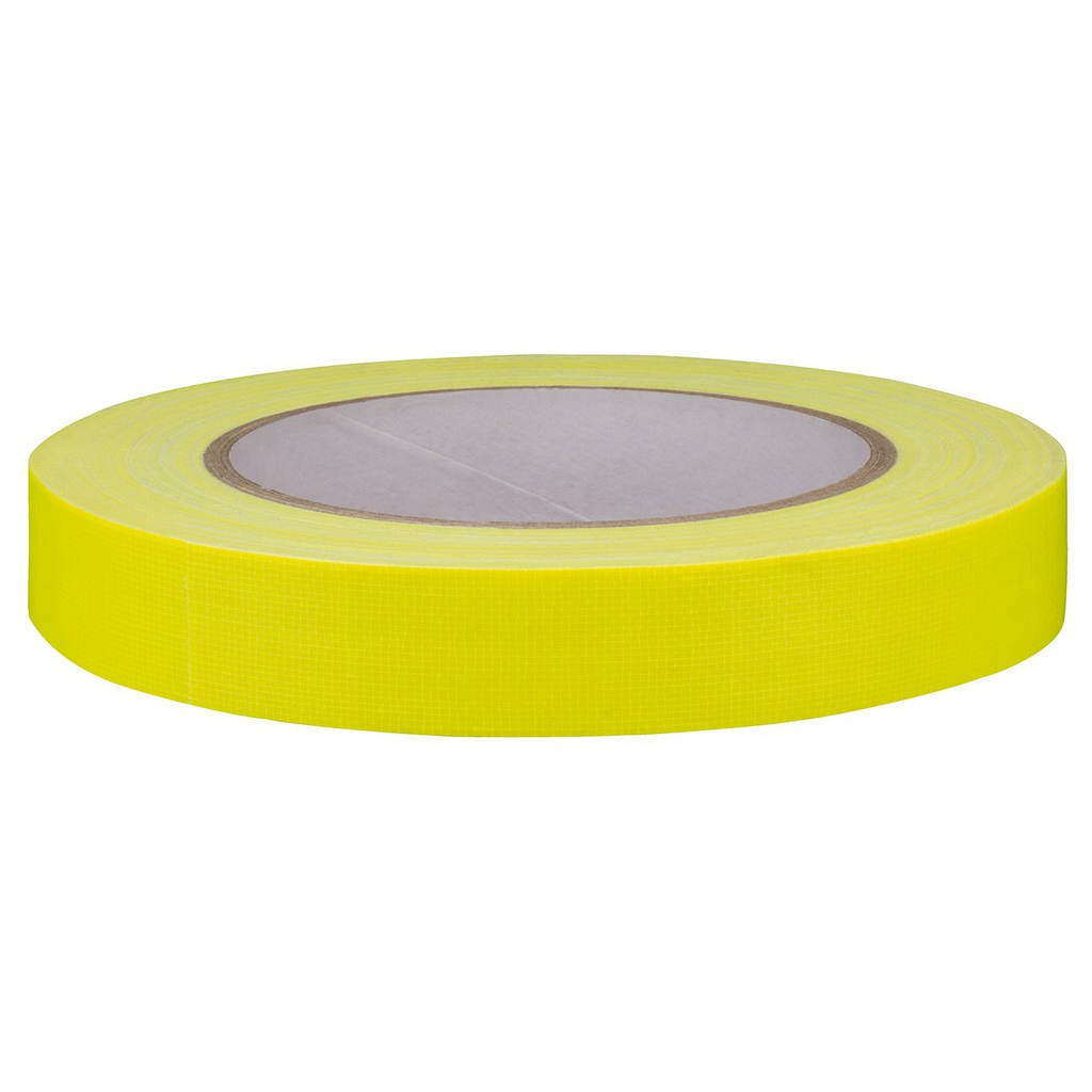 Image of   Gaffa-tape neon gul - GB-19/NGE