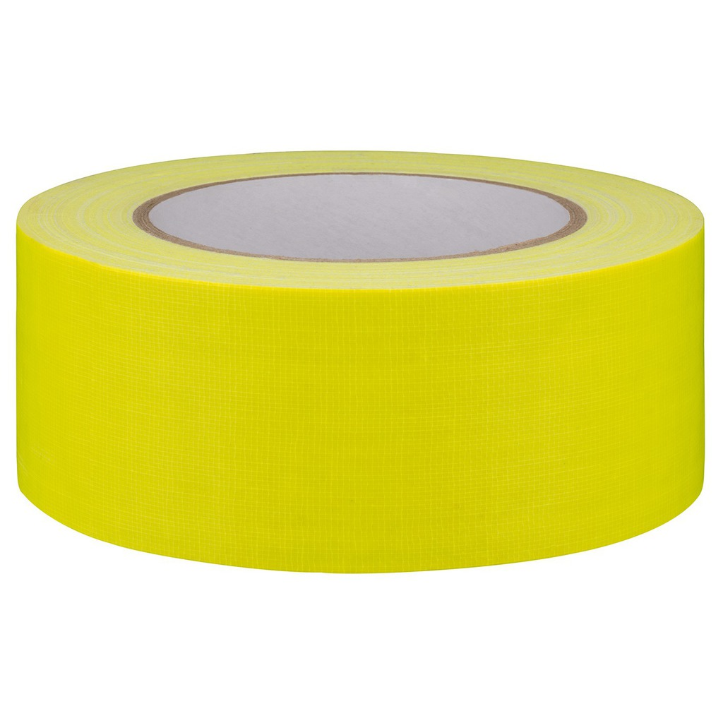 Image of   Gaffa-tape neon gul - GB-50/NGE