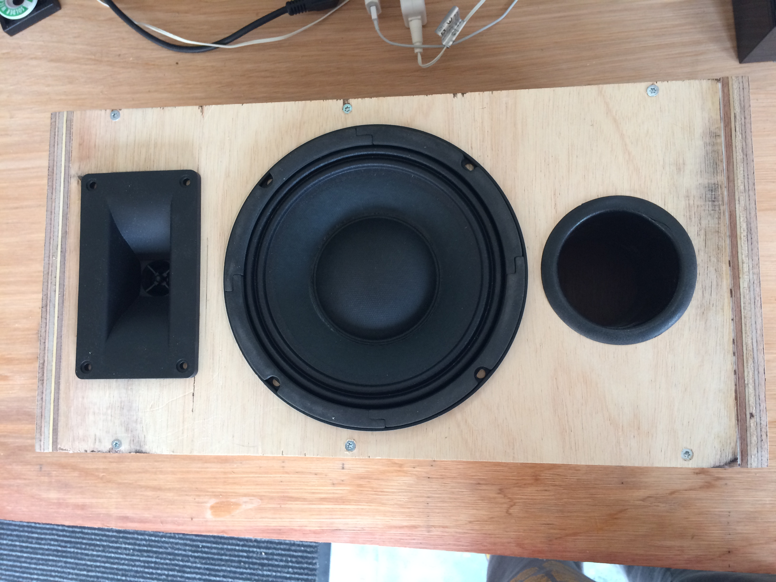 Sound Camp One XB Byggesæt – Højttaler byggesæt