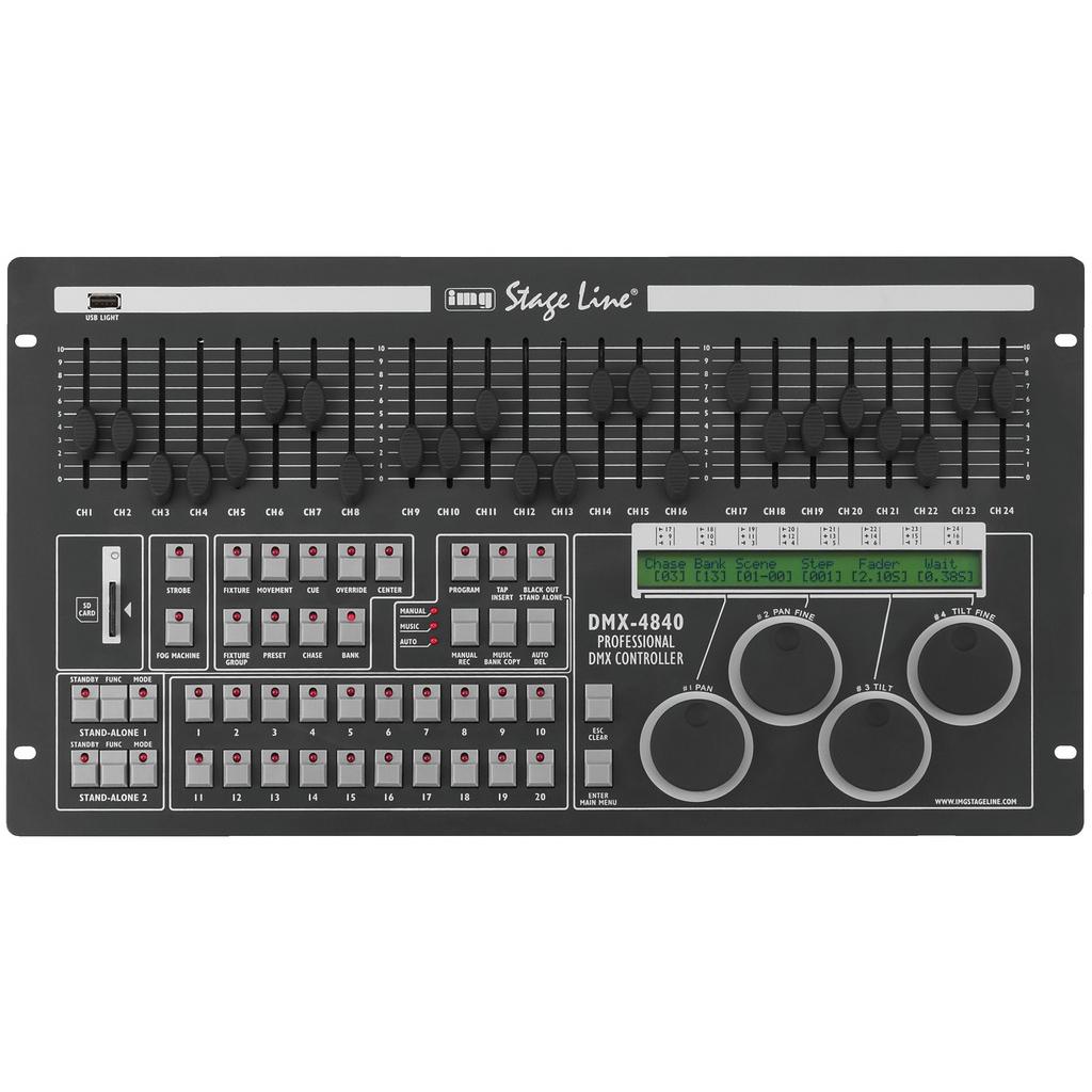 DMX-4840 DMX controler
