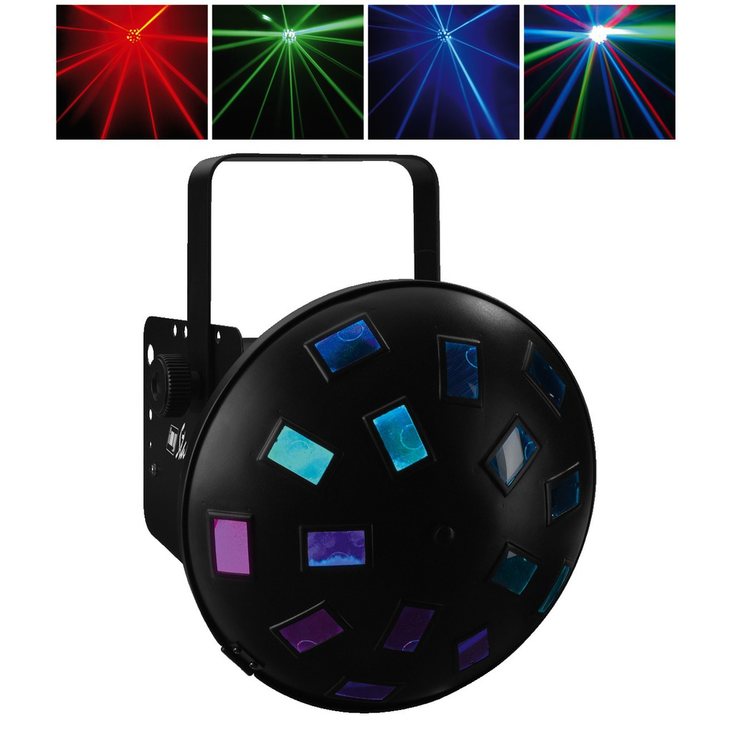 LED-102RGB LED lyseffekt