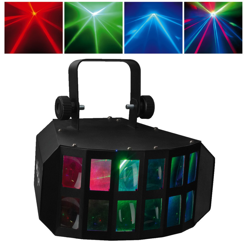 LED-122RGB LED lyseffekt