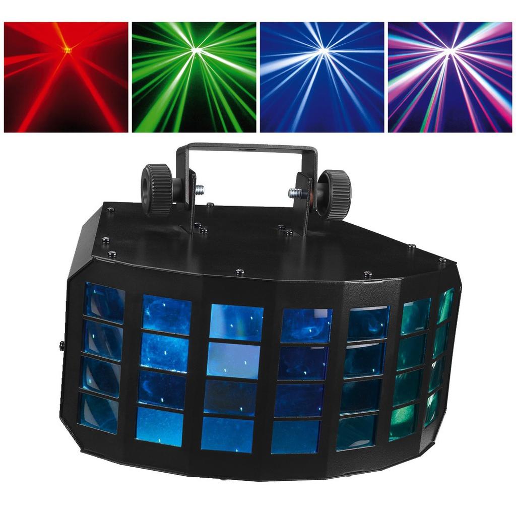 LED-142RGB LED lyseffekt