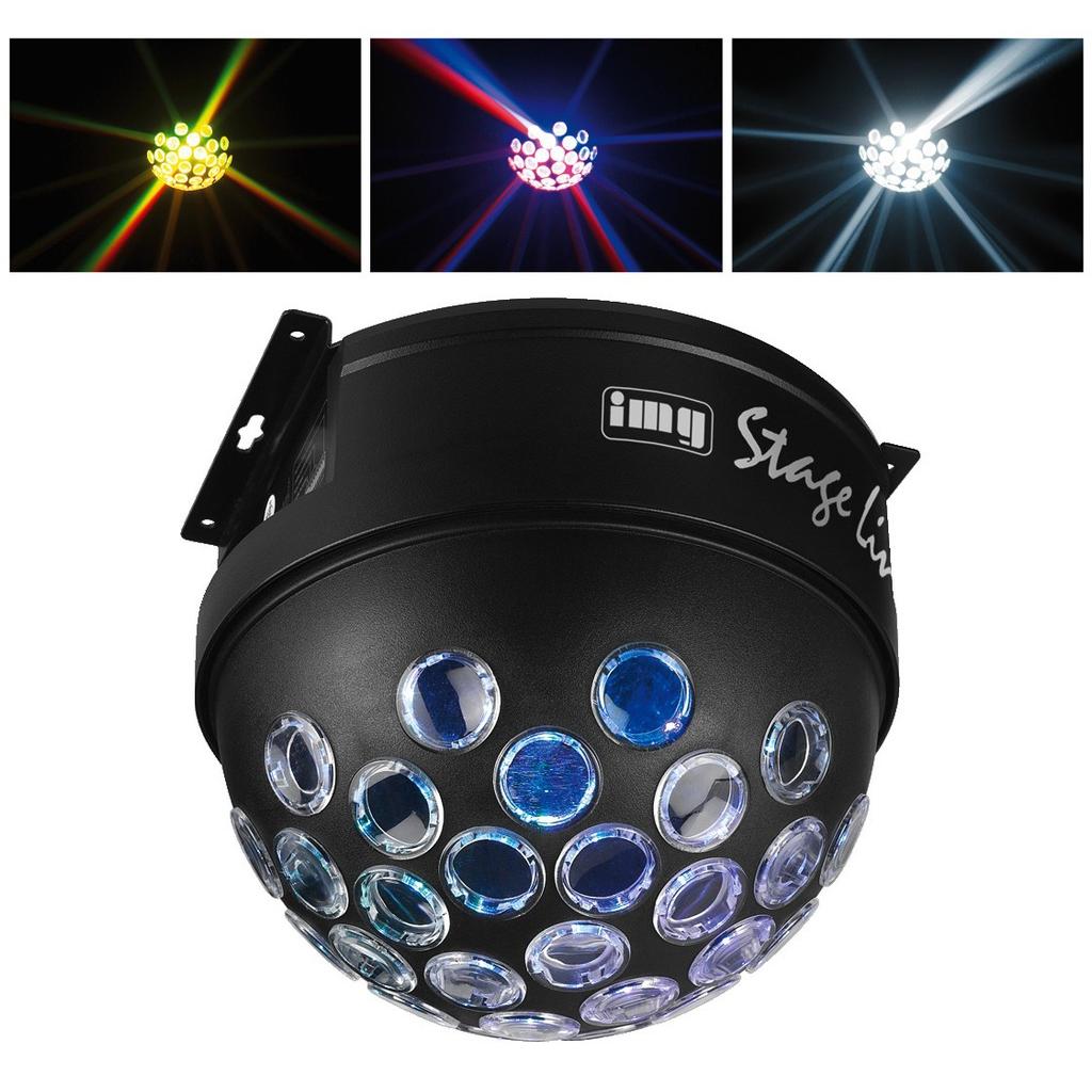 LED-300DX/RGB Lyseffekt DMX