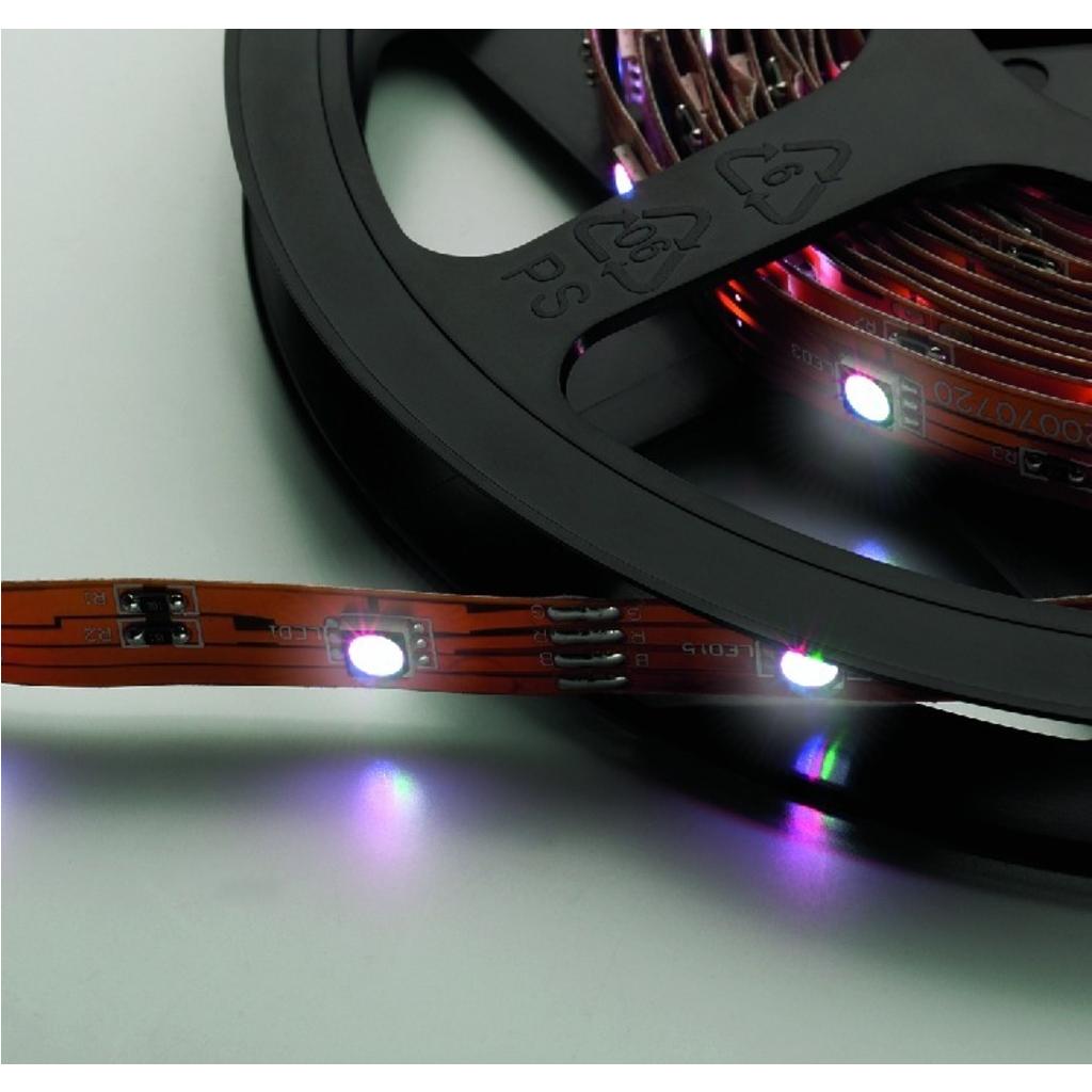LED Lysslange 5 mtr 150 SMD LED - LEDS-5/RGB