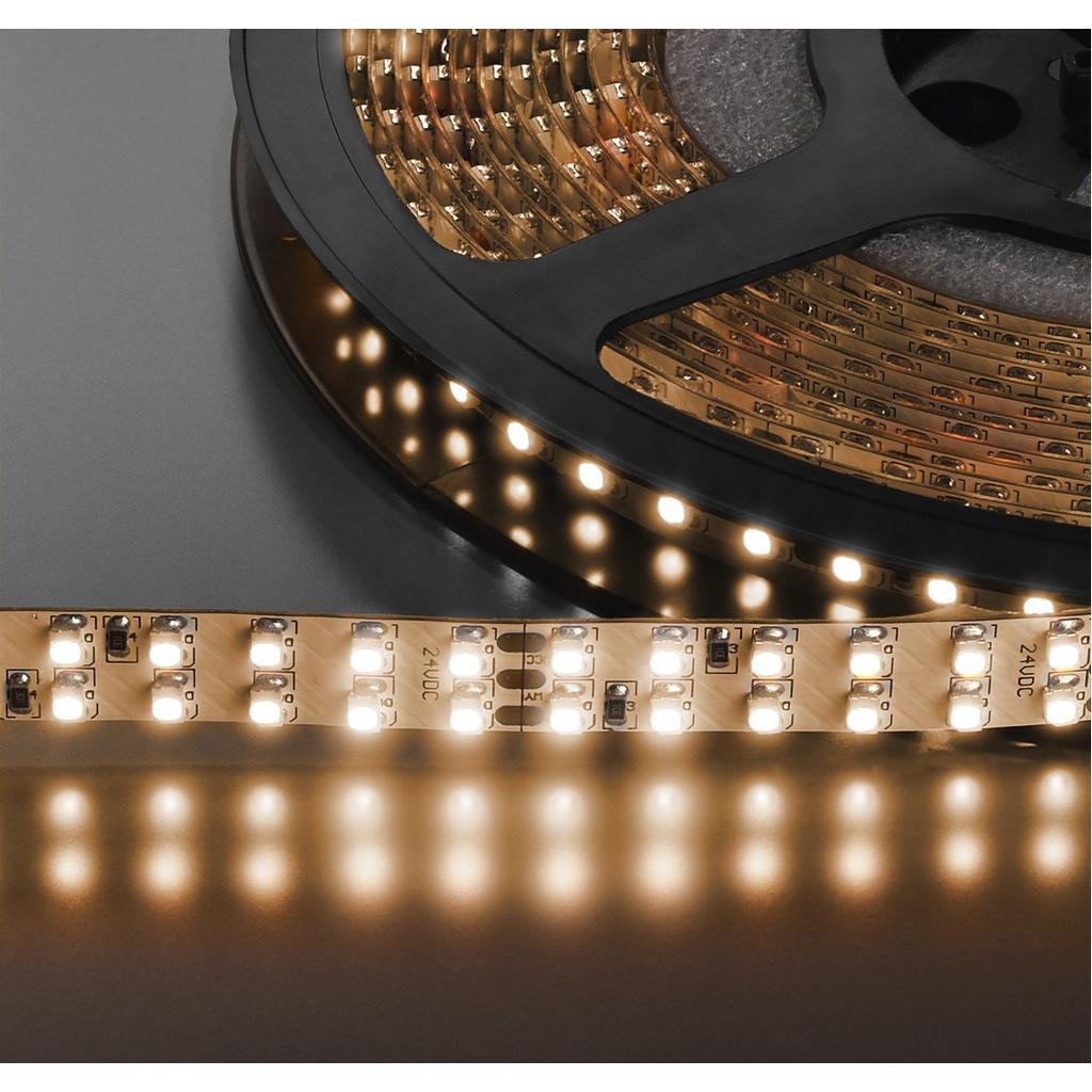 LEDS-52/WWS Lysslange 5 mtr 1200 SMD Dioder