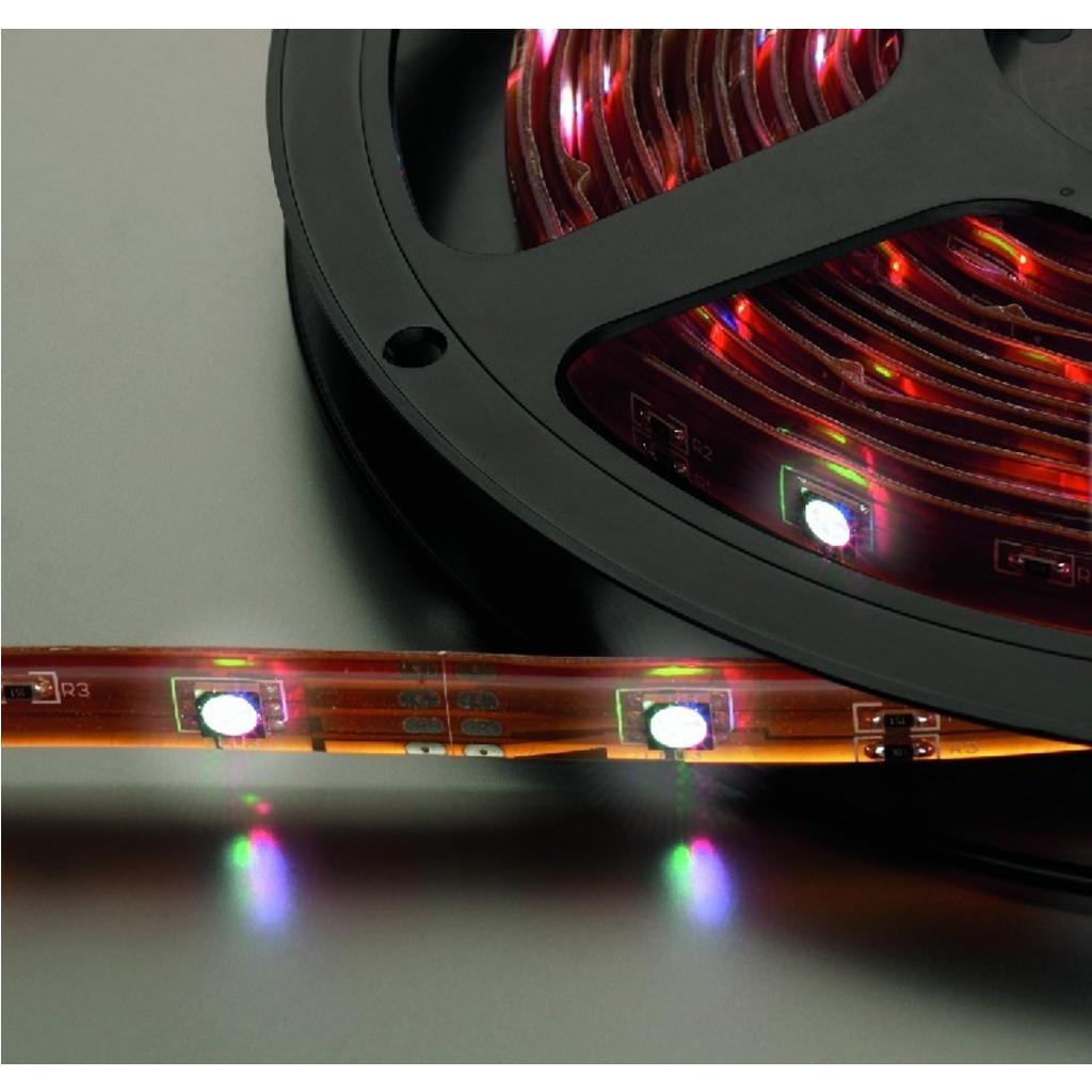 LED lys slange RGB 5 Meter 150 dioder - LEDS-5MP/RGB