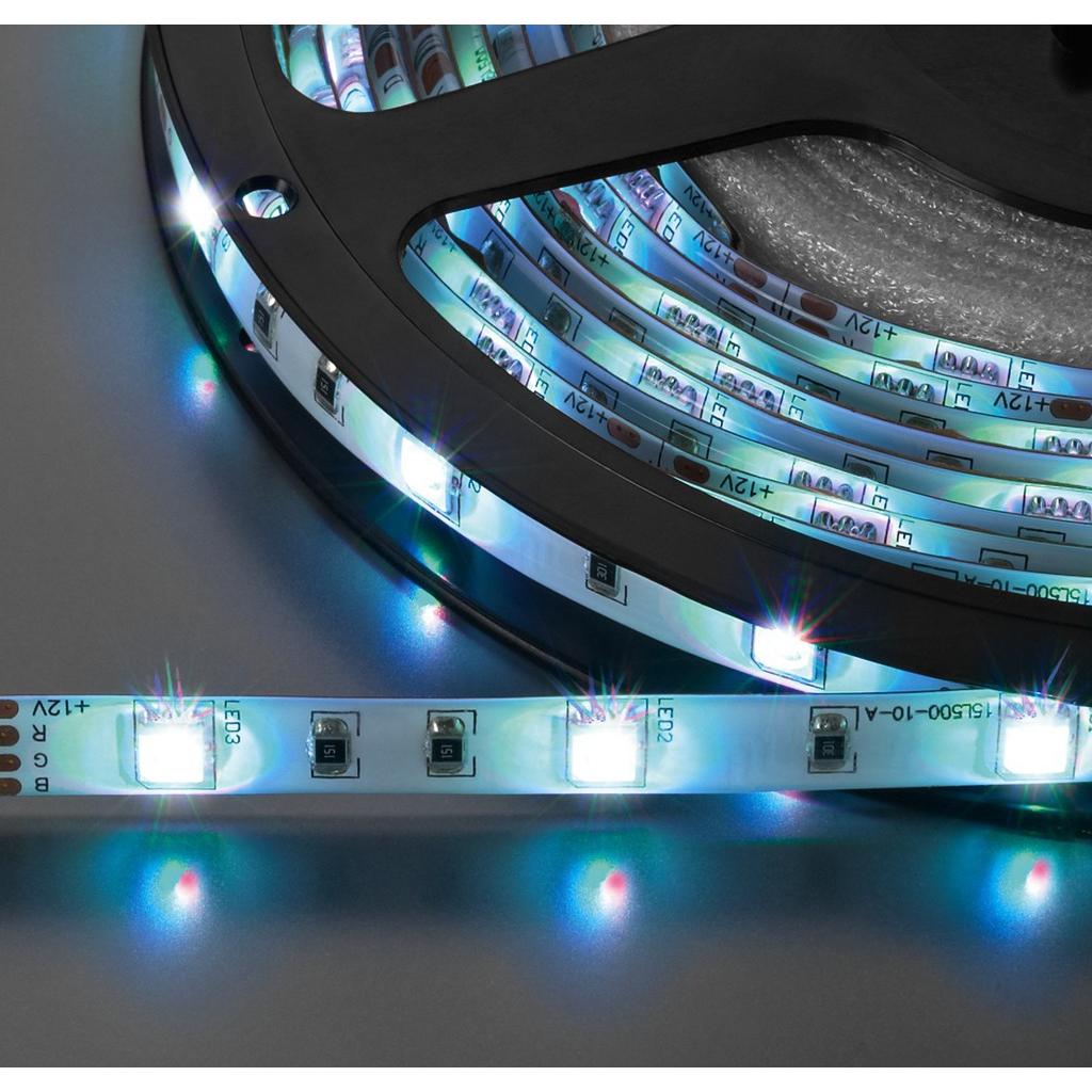 LEDS-5MPE/RGB Lysslange RGB 5m 150 RGB dioder