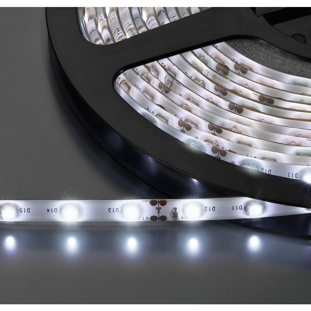 Billede af LED Lysslange hvid 5m 300 dioder - LEDS-5MPE/WS