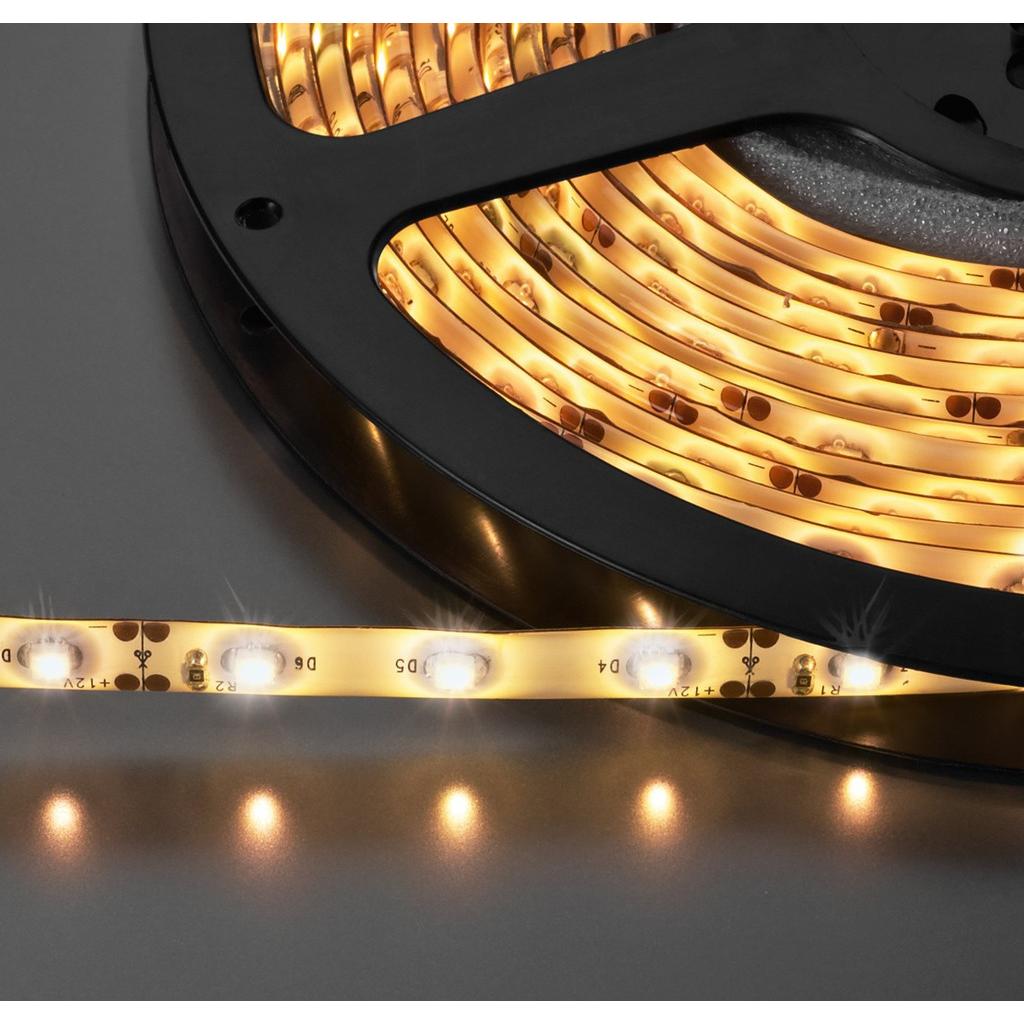 Lysslange varm hvid 5m 300 SMD Dioder