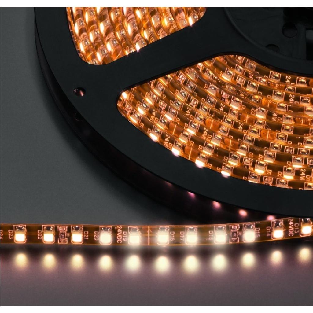 Lysslange varm hvid 5 meter 600 LED dioder LEDS-5MPL/WWS