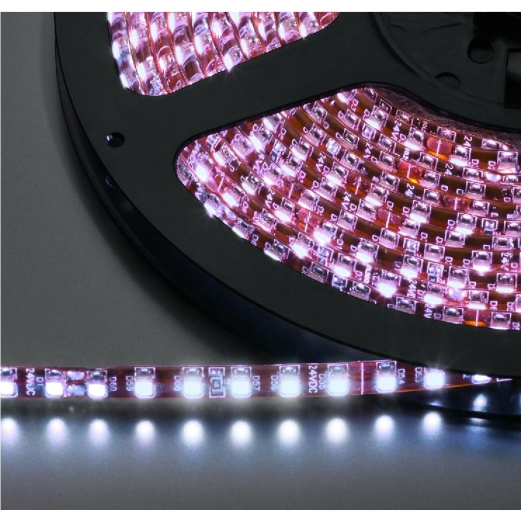 Lysslange hvid 5 meter 600 dioder - LEDS-5MPL/WS