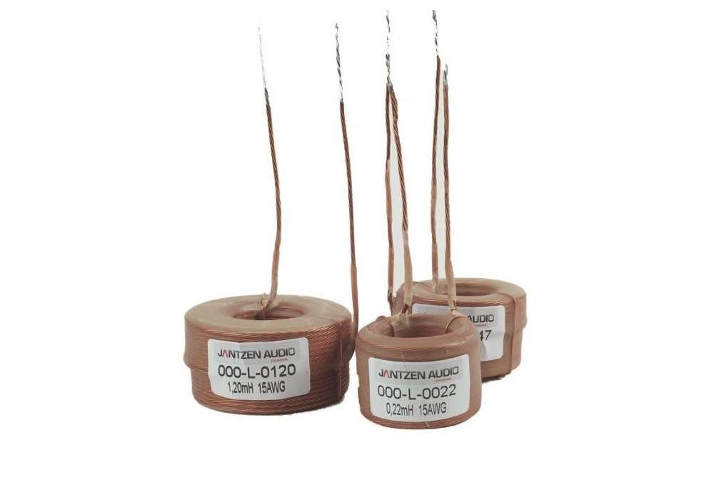 Image of 0,390 mH Litz wire Voksspole 1,3mm