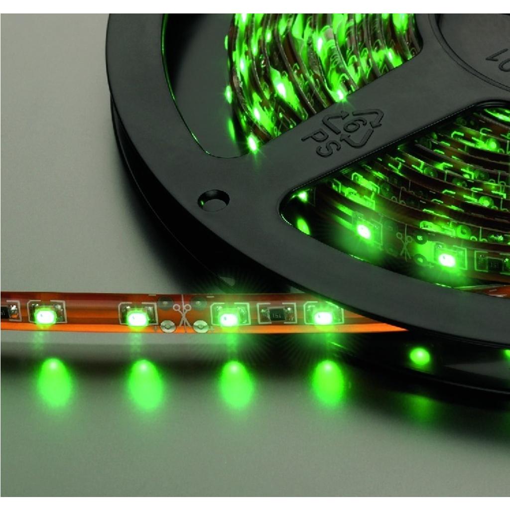 Billede af LED Lysslange grøn 5 meter 330 dioder - LEDS-5MP/GN
