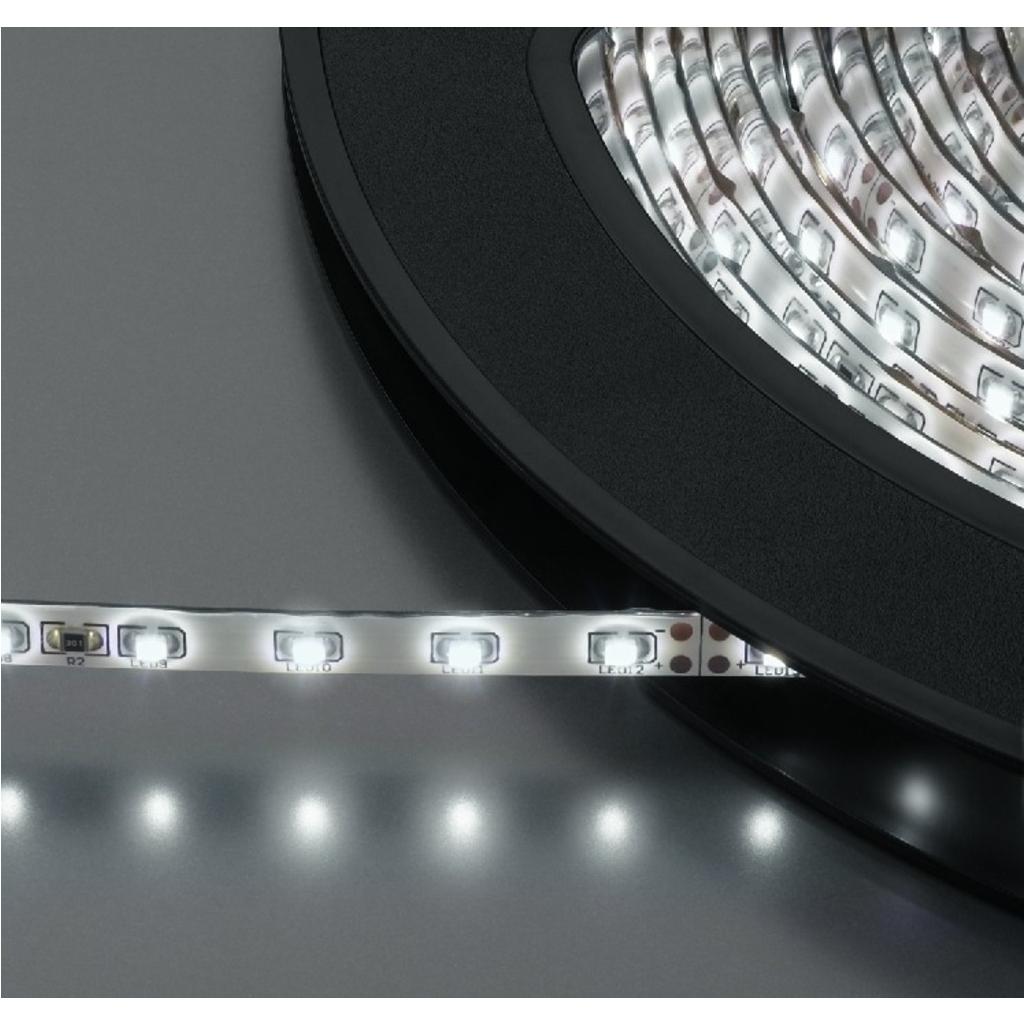 LED Lysslange hvid 10 meter 600 dioder - LEDS-10MP/WS